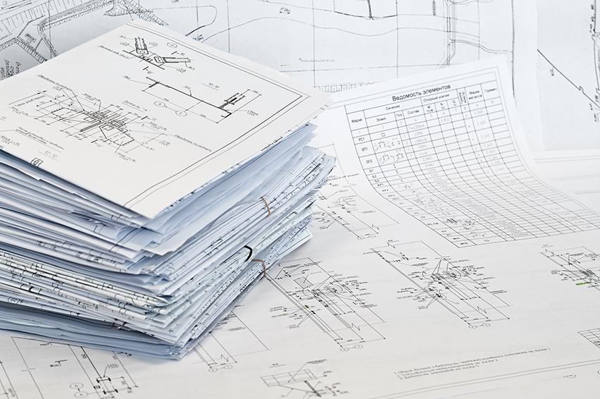Проектная документация при строительстве зданий