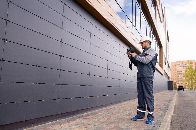 Мониторинг технического состояния здания
